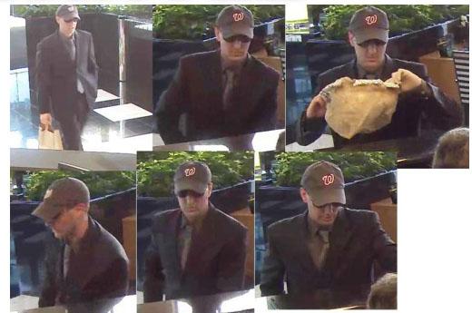 FBI seeks help finding well-dressed bank robber