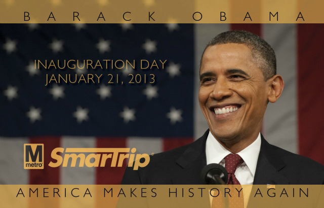 Metro nearly sells out of commemorative SmarTrip cards