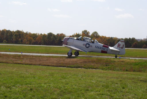 Vintage aircrafts celebrated at 8th annual Wings and Wheels Festival