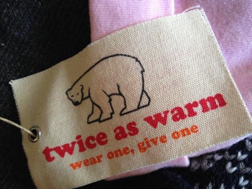 Polar bear warm: A Md. man's idea to give back
