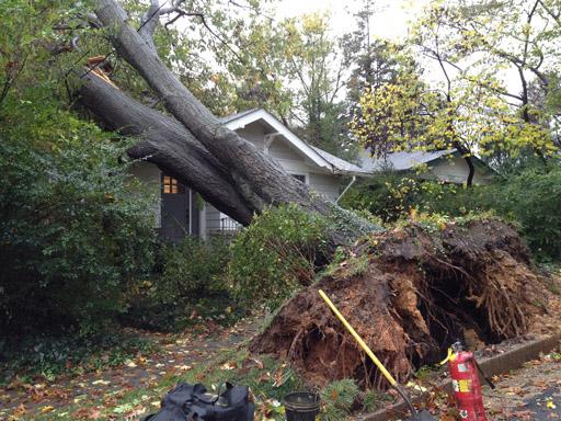 Crews begin to repair damage after Sandy (VIDEO)