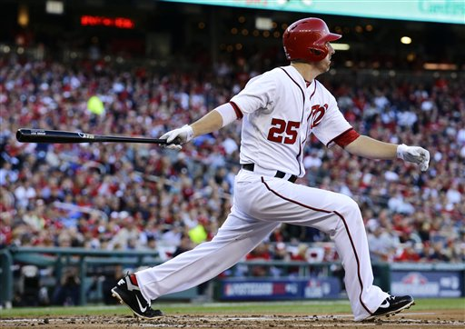 Nats' LaRoche wins first Gold Glove, Orioles take 3