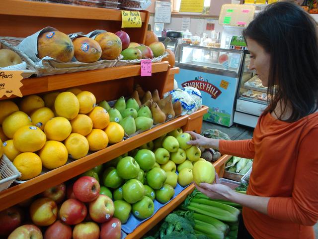 Study reveals ways to eat healthy, regain willpower