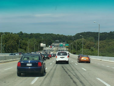 Paving to cause overnight lane closures