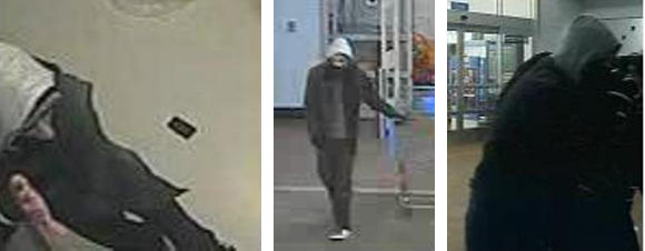 Police release surveillance photos of Laurel Walmart shooter