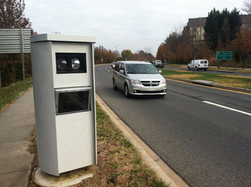 Exclusive: Maryland speed cameras generating slew of tickets | WTOP