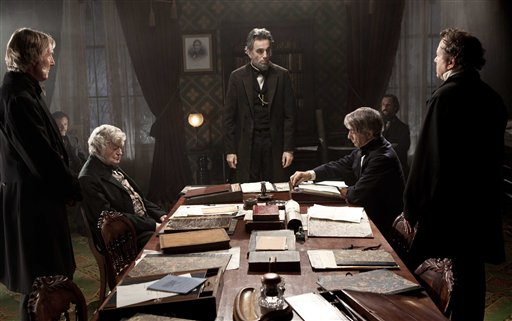 History comes to life in Spielberg's 'Lincoln'