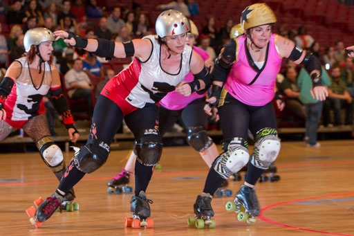 D.C. Rollergirls finally have a home