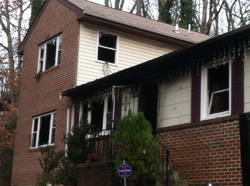 Name released in fatal Oxon Hill fire