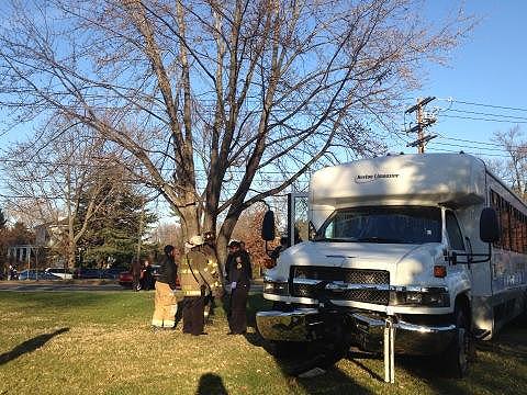 Children injured in D.C. limo bus crash