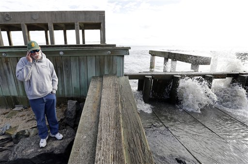 911 still vulnerable to powerful storms