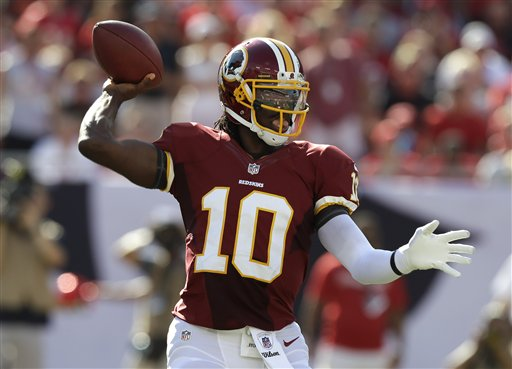 RGIII teams up with 'Assassin's Creed 3' to promote new shoes