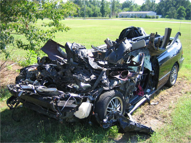 Teens learn the dangers of distracted driving