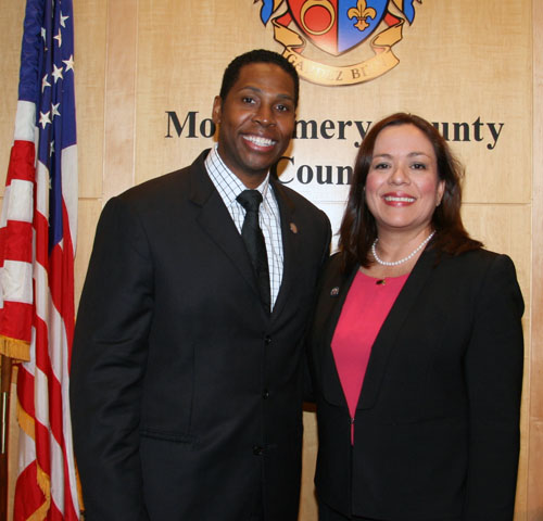 Montgomery Co. elects first Latina as council president