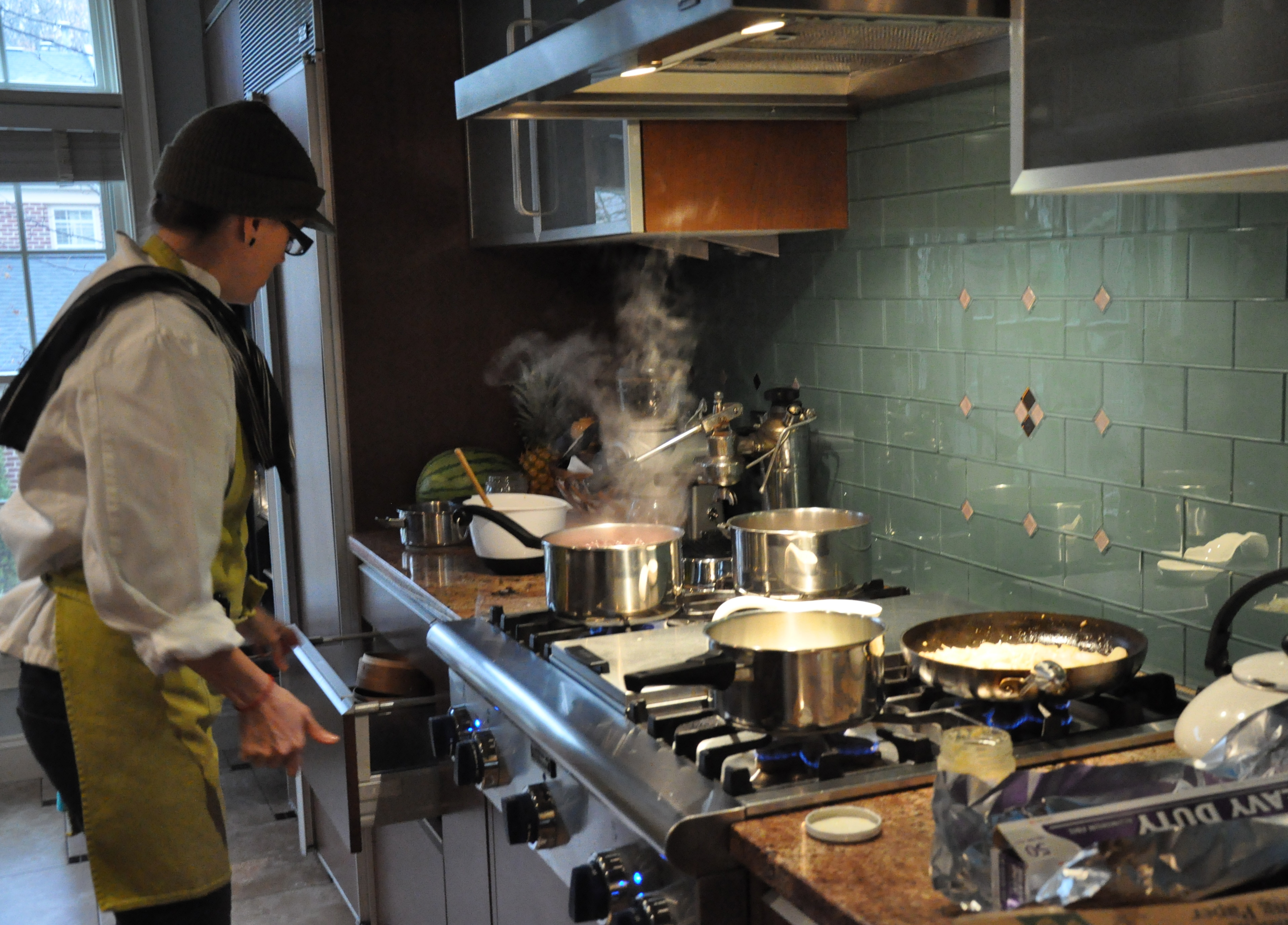 Local chefs are getting personal, spreading passion