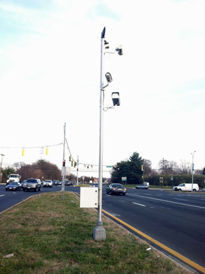 Say cheese: Prince George's Co. to add new red-light cameras (EXCLUSIVE)
