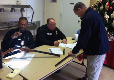PG police buy back guns with special urgency this weekend