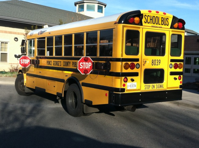 Prince George's officials hope to unveil school bus ...