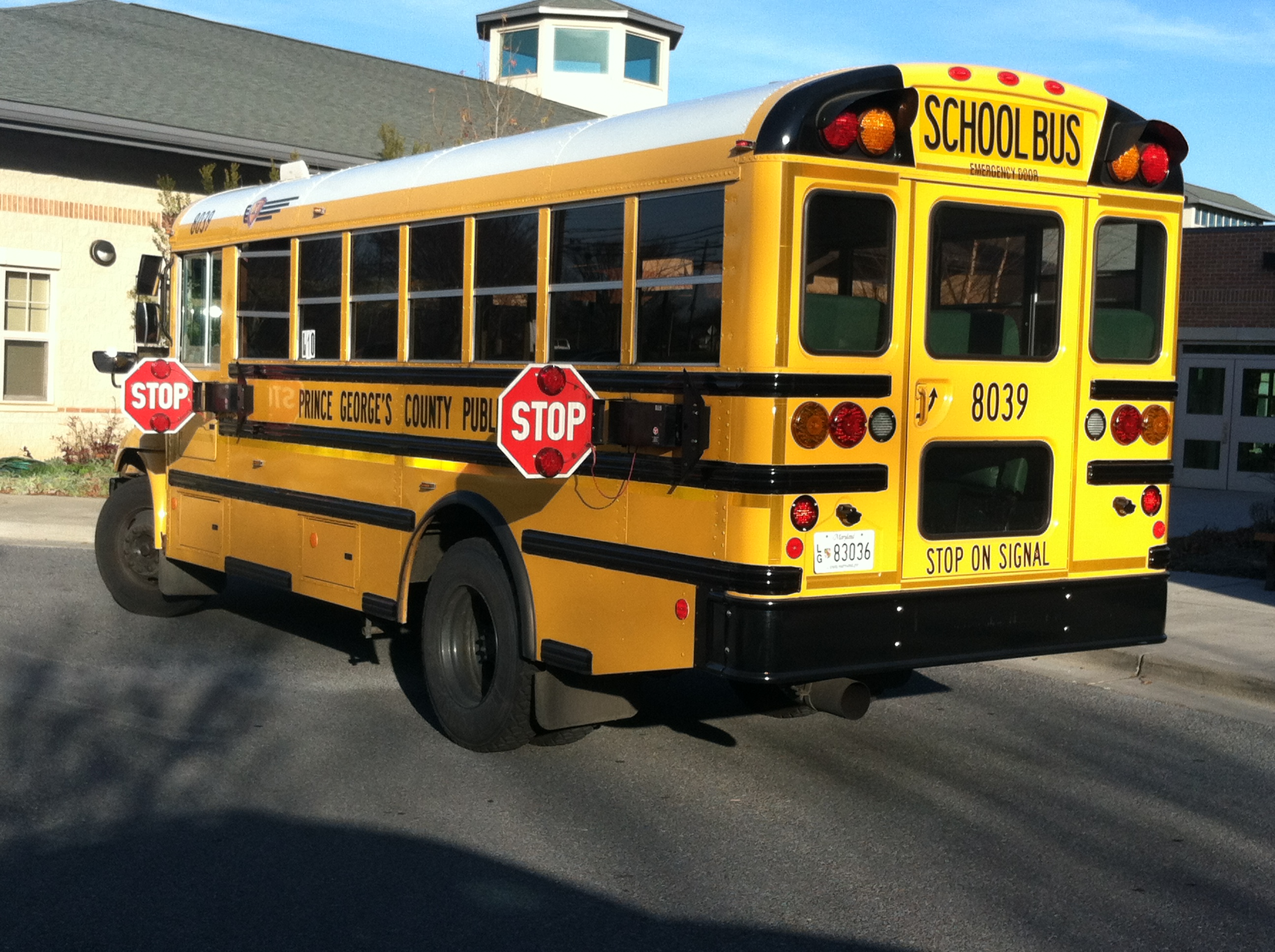 Water mains, school buses on Montgomery County Council's plate