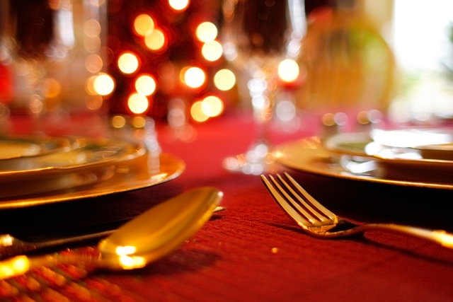 Christmas offers lots of dinner options