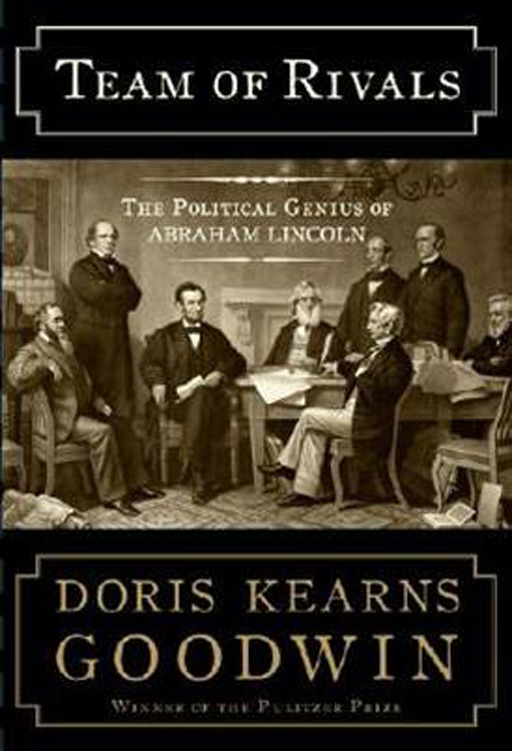 Book Review: 'Team of Rivals' — it's nothing like 'Lincoln'