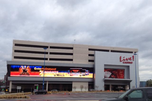 Gambling goes 24/7 at Maryland Live!
