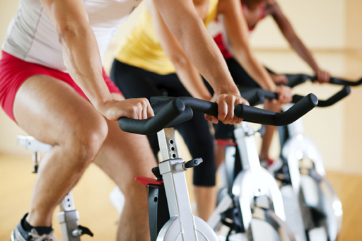 Is your spin class bad for your hearing?