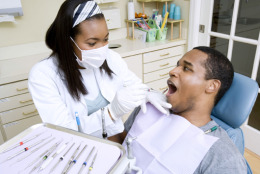 Dentists now tend to rely on the drill and fill method to deal with tooth decay. A seven-year study at The University of Sydney shows a specific plan of preventative care can stop and even reverse early tooth decay, researchers say. (ThinkStock)