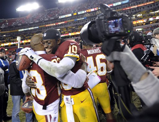 Live Chat: Redskins return to the playoffs