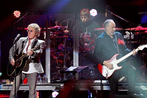 The Who postpones remaining U.S. tour dates