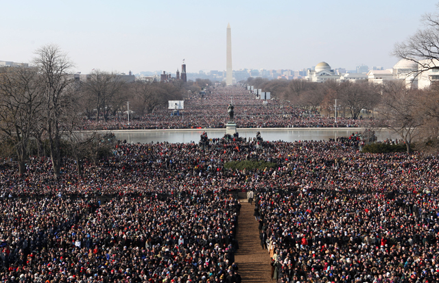Tips to stay warm at this year's Inauguration