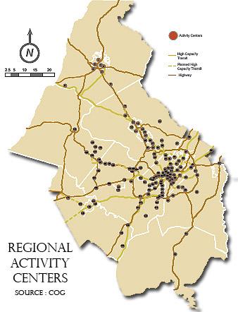 Planners ID neighborhoods for targeted development
