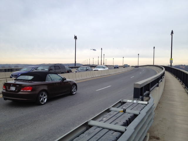 Days may be numbered for Frederick Douglass Bridge