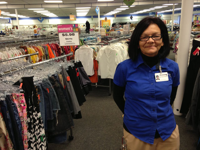 One Goodwill donation comes with a heavy price tag