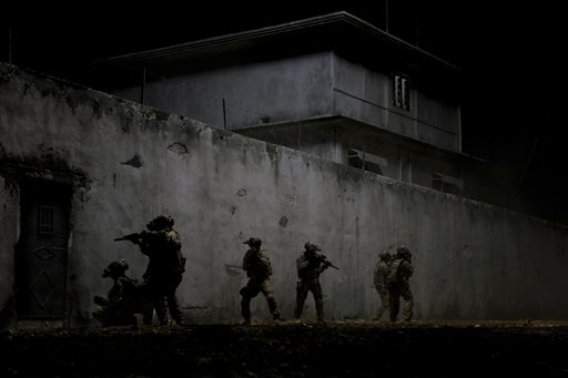 'Zero Dark Thirty' an Oscar-worthy hunt for bin Laden