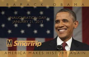 Plan ahead if taking Metro on Inauguration Day