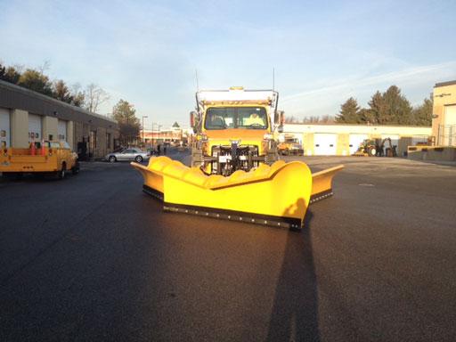 Column: Md. snowplows reignite childhood fascination with trucks