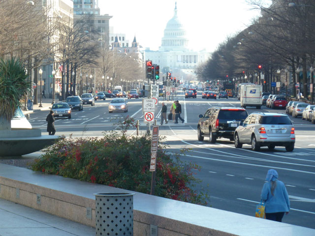 The Toughest Mile: Behind the security curtain for Inauguration Day