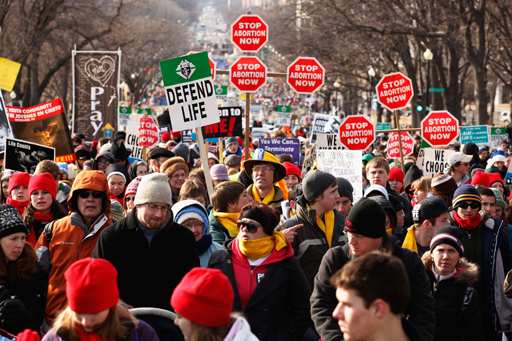 40th annual March for Life will draw crowd to Mall