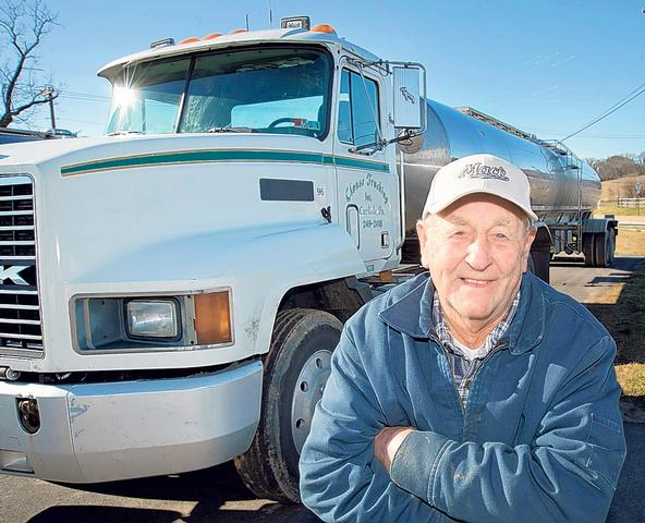 1.5M miles later: 85-year-old still delivering milk