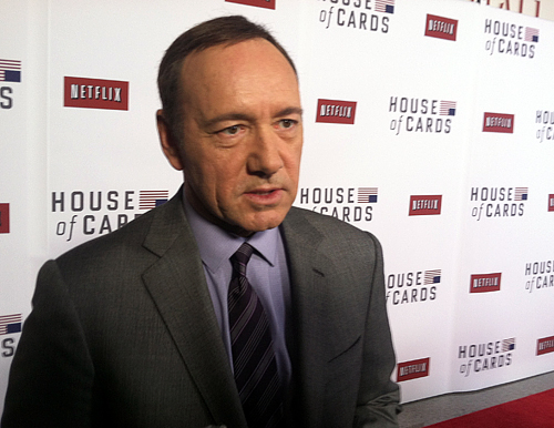 Stars hit D.C.'s red carpet for 'House of Cards' premiere (PHOTOS)