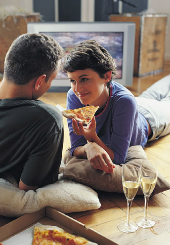 View from Venus: Weight gain from wedded bliss