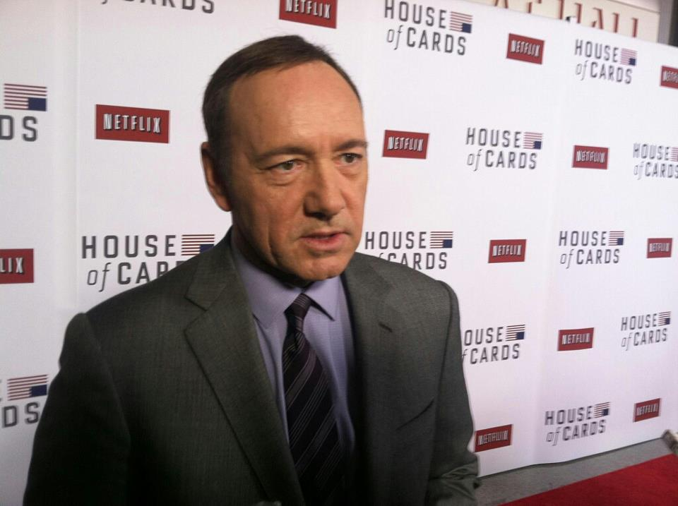 Netflix original series 'House of Cards' could change TV