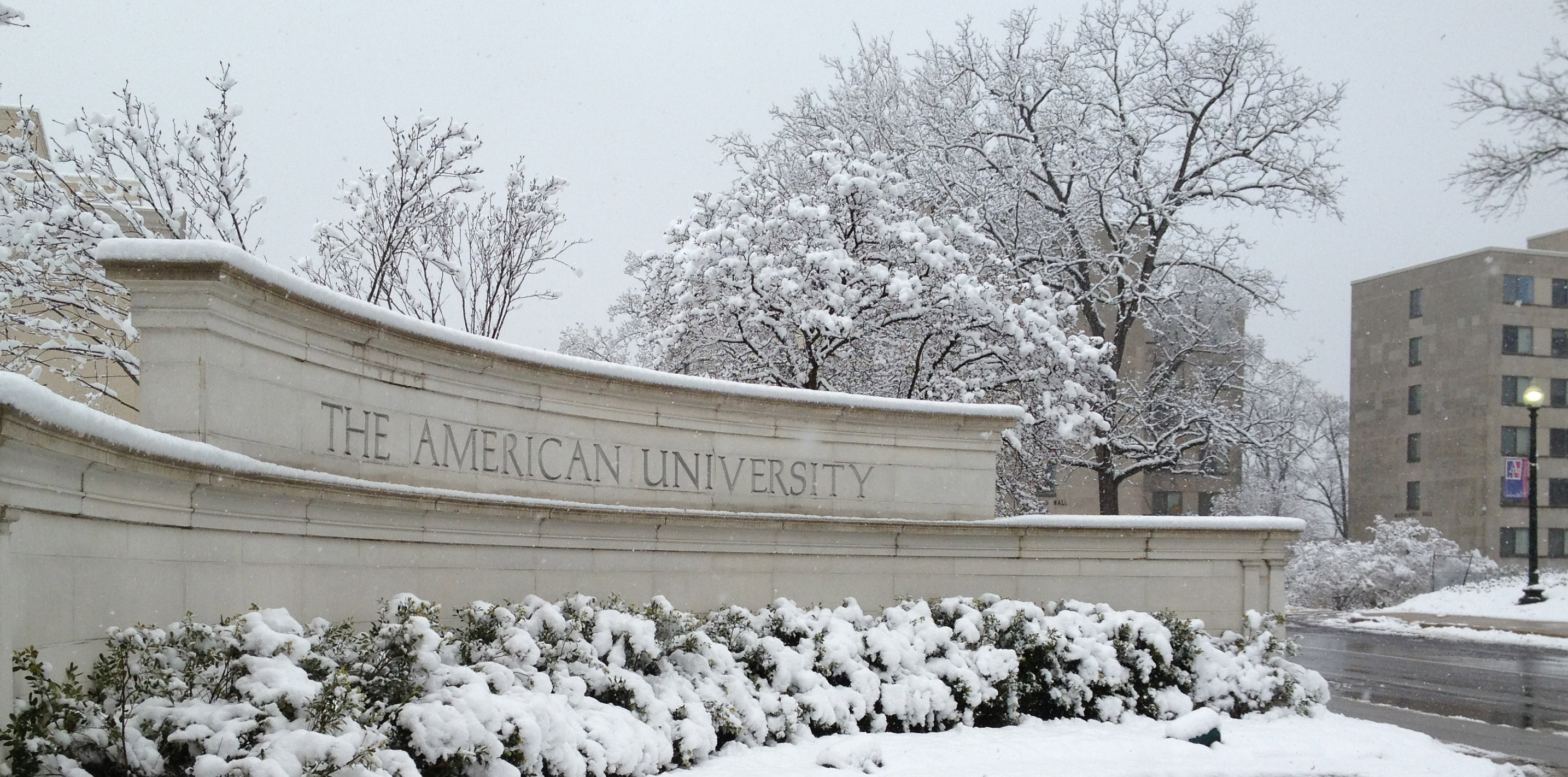 American University faces big housing crunch this fall