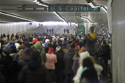 Inauguration Day survival guide: Road closures, parking, Metro
