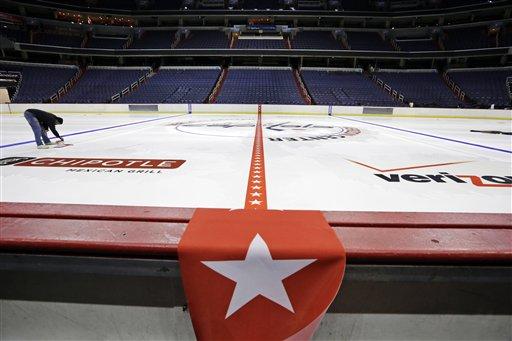 Tom Poti impresses in return to pro hockey