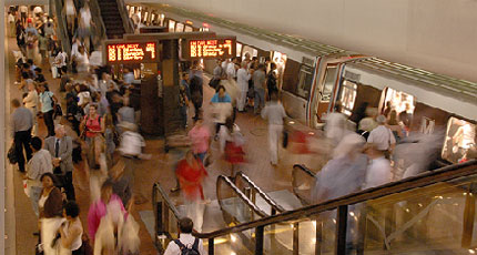 Metro warns riders about increased iPod, cell thefts