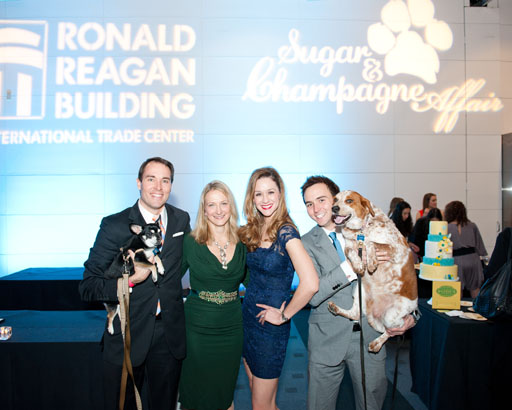 The Reagan Building went to the dogs for 12th annual Sugar and Champagne Affair