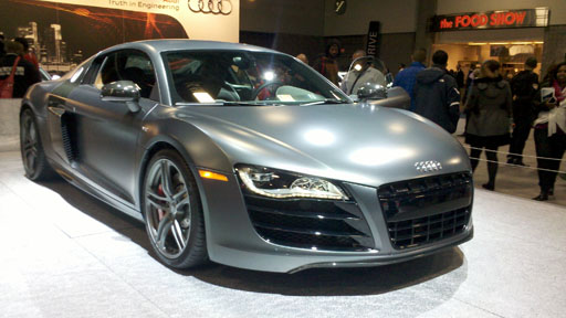 New cars roll into D.C. for Washington Auto Show