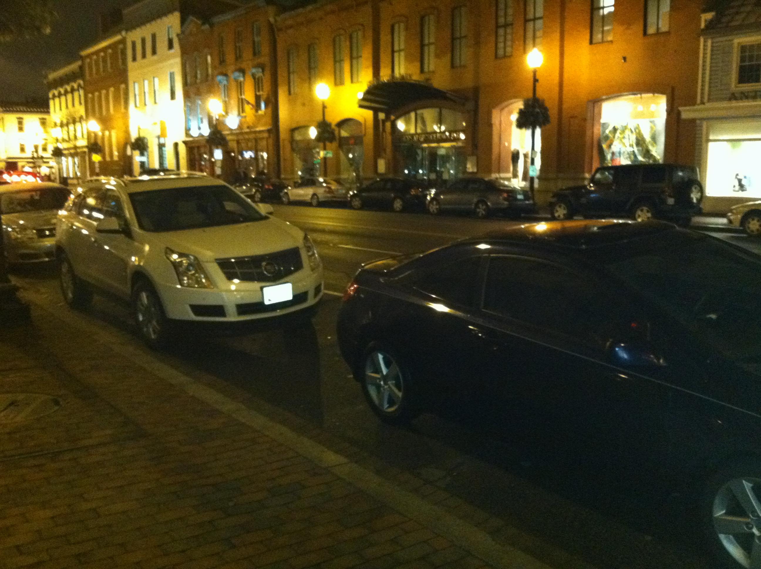 Higher parking rates debated for Georgetown, Adams Morgan
